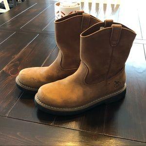Boys Georgia boots
